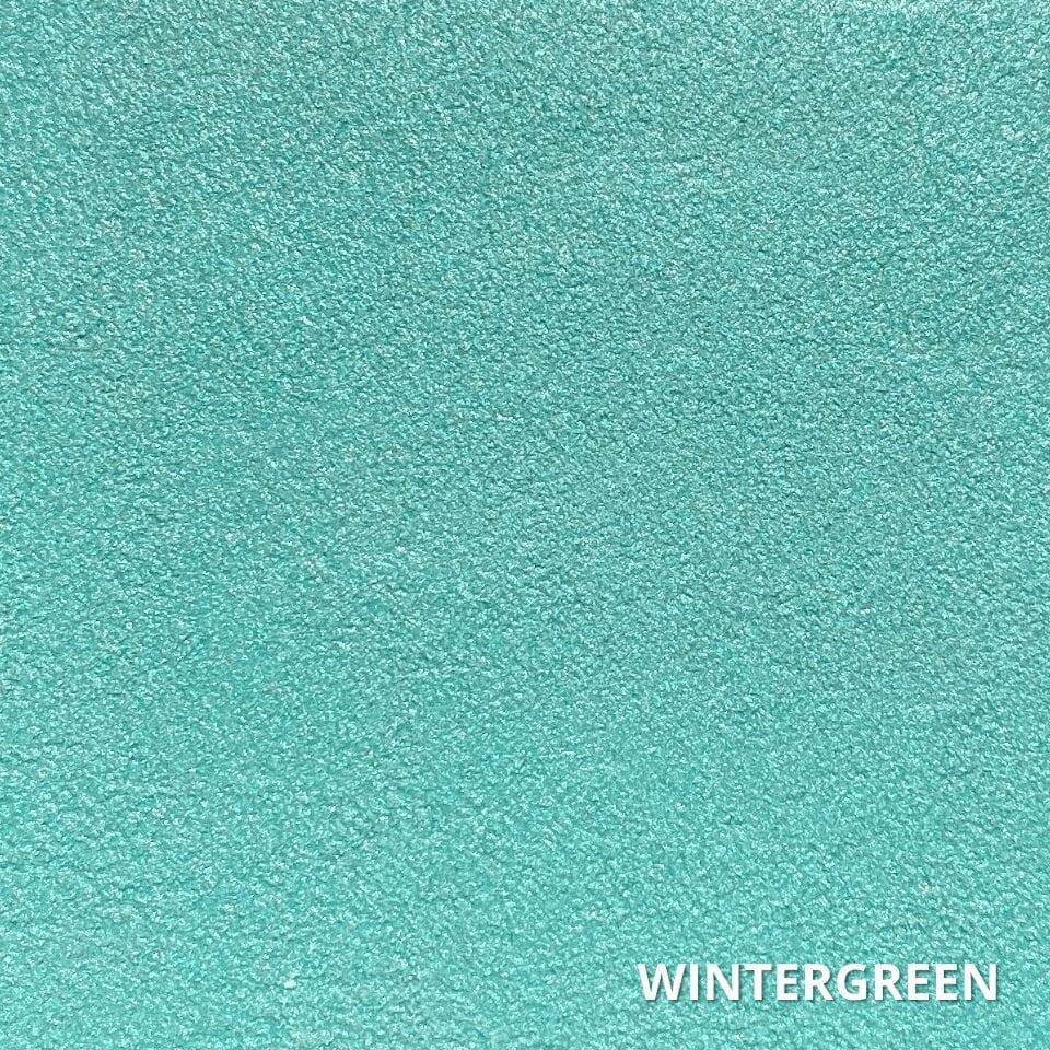 Wintergreen Concrete Dye Color Swatch