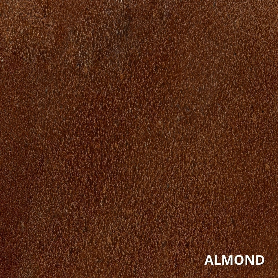 ALMOND ColorWave Concrete Stain Color Swatch-High-Quality