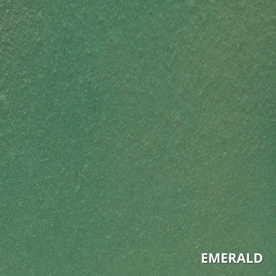 EMERALD ColorWave Concrete Stain Color Swatch-High-Quality