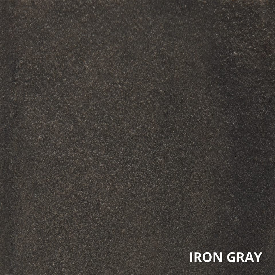 IRON GRAY ColorWave Concrete Stain Color Swatch-High-Quality