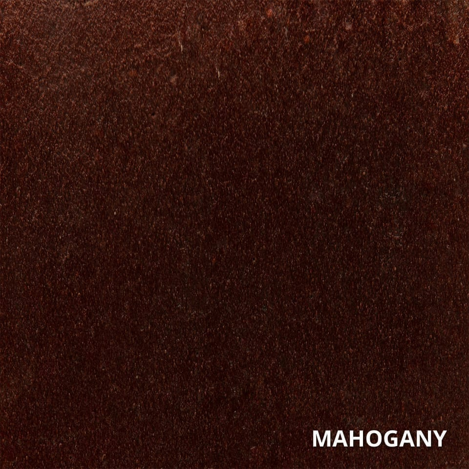 MAHOGANY ColorWave Concrete Stain Color Swatch-High-Quality