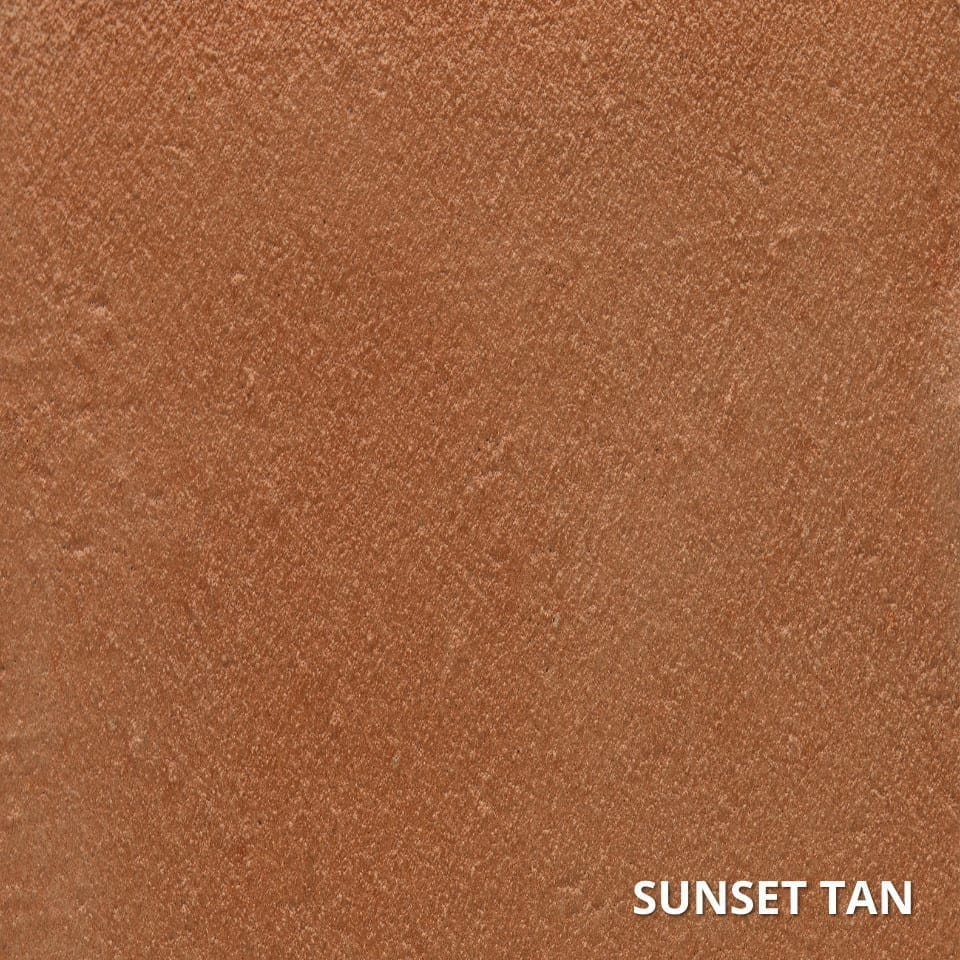 SUNSET TAN ColorWave Concrete Stain Color Swatch-High-Quality