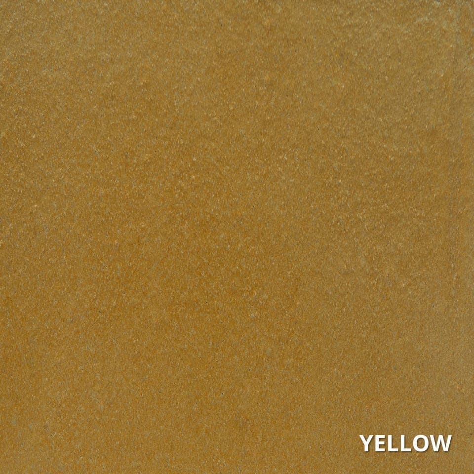 YELLOW ColorWave Concrete Stain Color Swatch-High-Quality