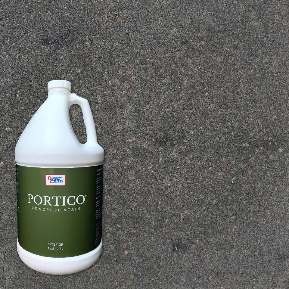 PORTICO - 1 Gal - Charcoal Stain