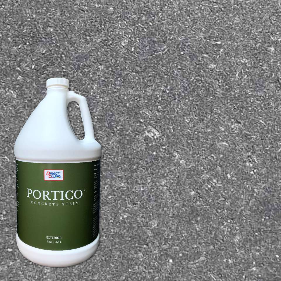 PORTICO - 1 Gal - Light Charcoal Stain