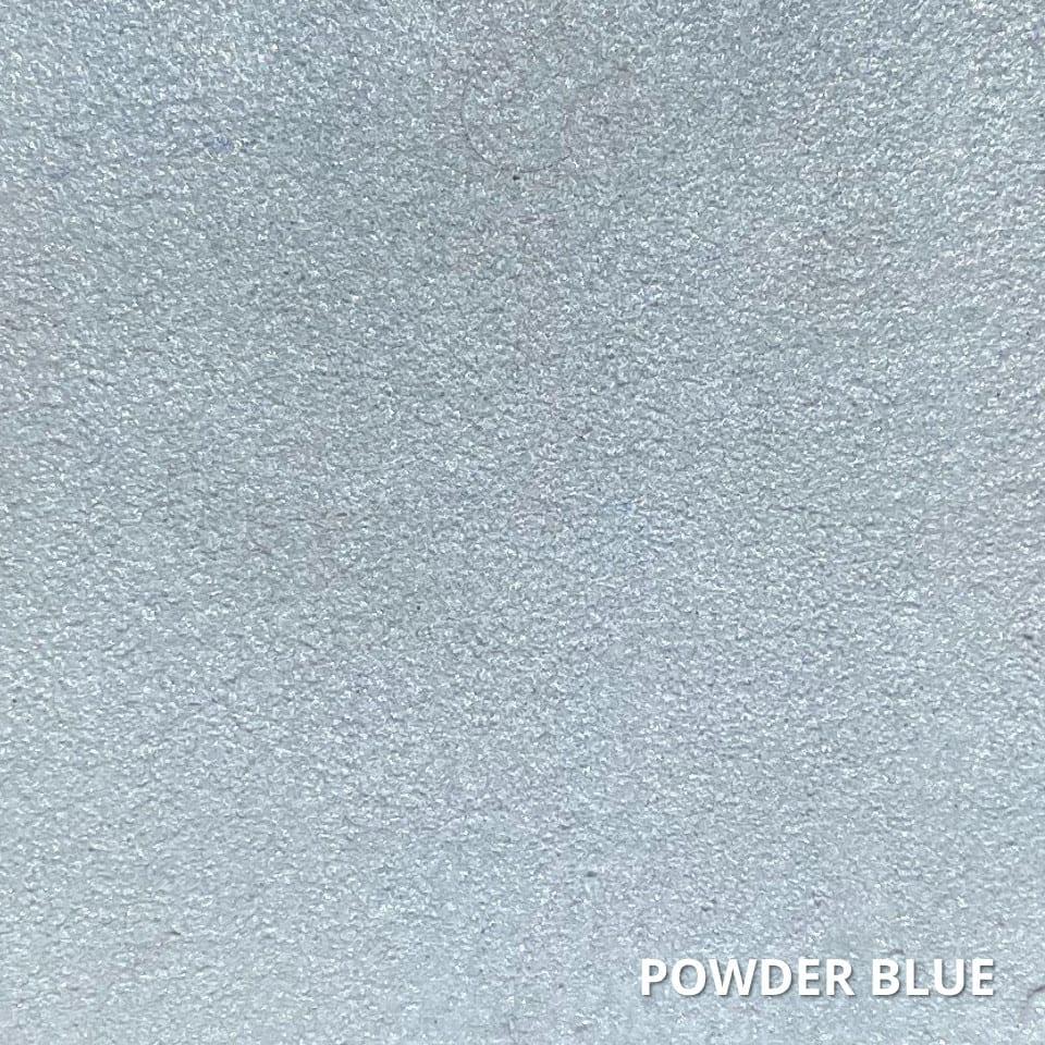 Powder Blue Concrete Dye Color
