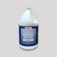 Acrylic Concrete Sealer Water Satin 1 gal