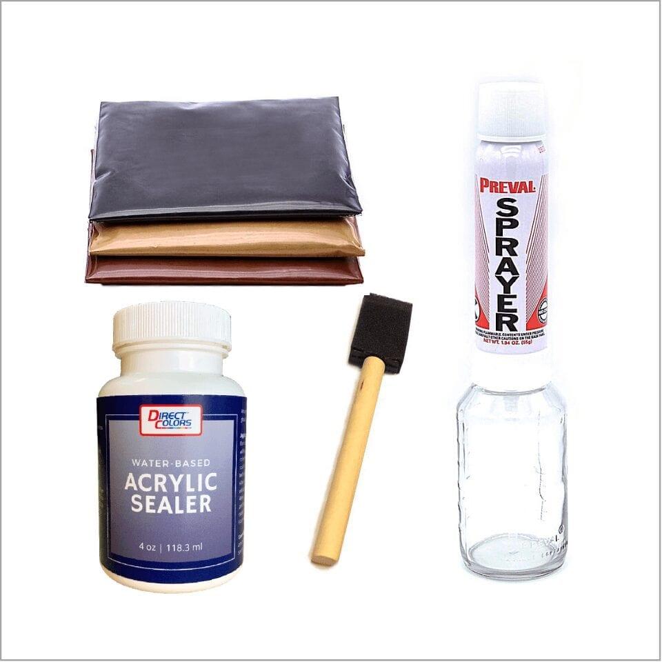 VIBRANCE Concrete Dye Stain Kit 3-Pack