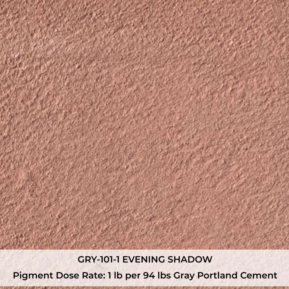 GRY-101-1 EVENING SHADOW Pigment
