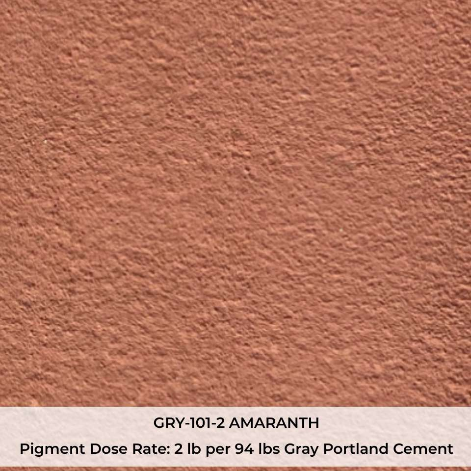 GRY-101-2 AMARANTH MOSS Pigment