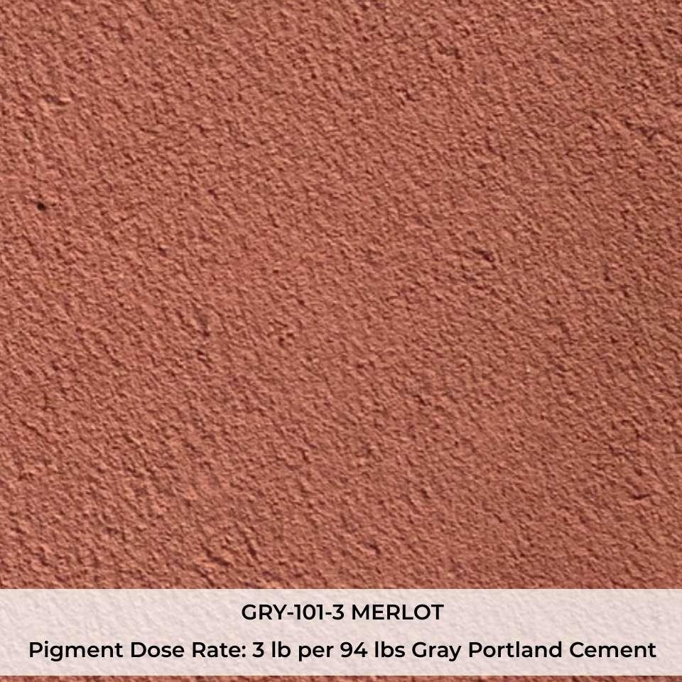 GRY-101-3 MERLOT Pigment