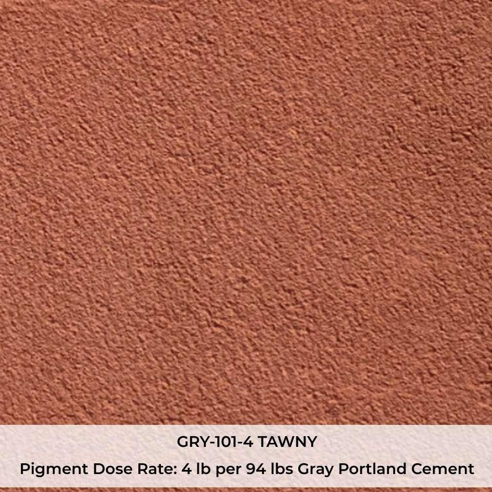 GRY-101-4 TAWNY Pigment