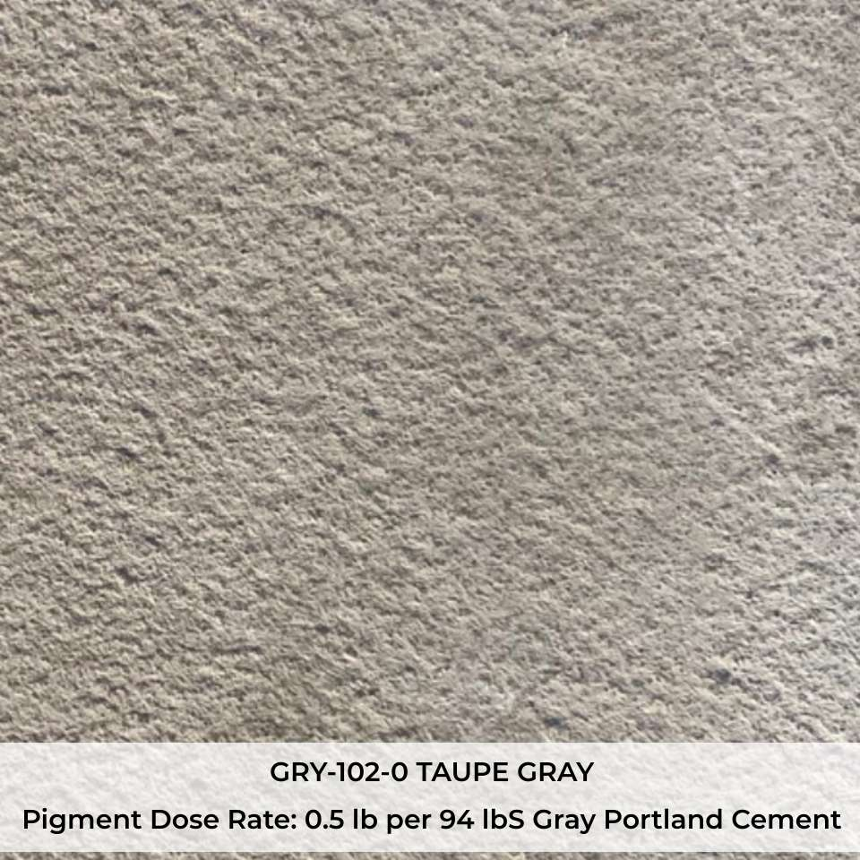 GRY-102-0 TAUPE GRAY Pigment