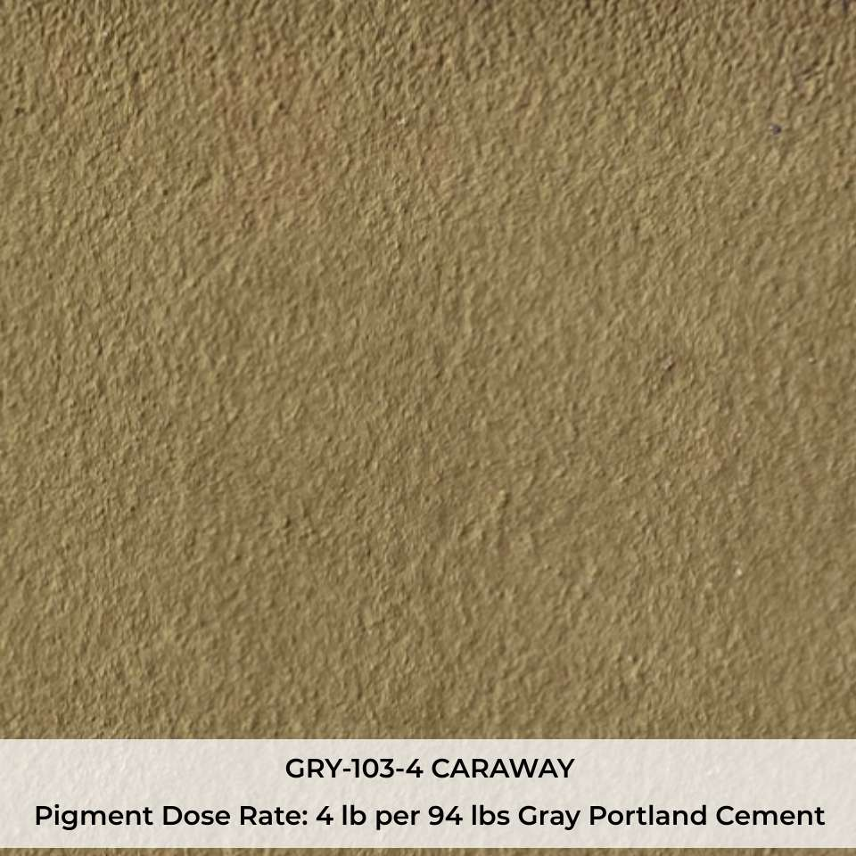 GRY-103-4 CARAWAY Pigment