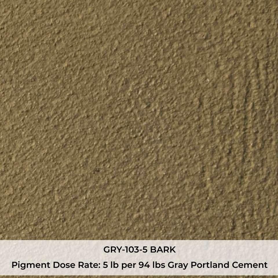 GRY-103-5 BARK Pigment