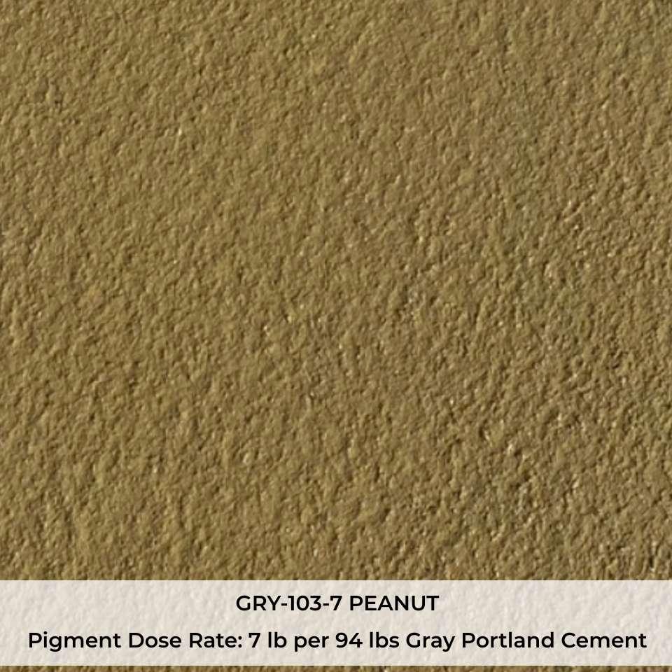 GRY-103-7 PEANUT Pigment