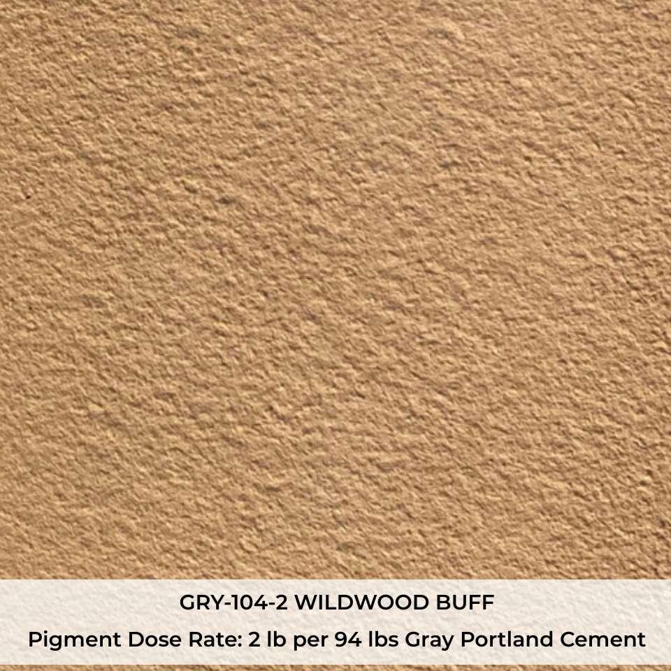 GRY-104-2 WILDWOOD BUFF Pigment