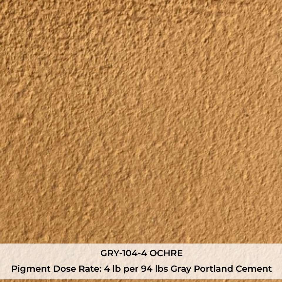 GRY-104-4 OCHRE Pigment