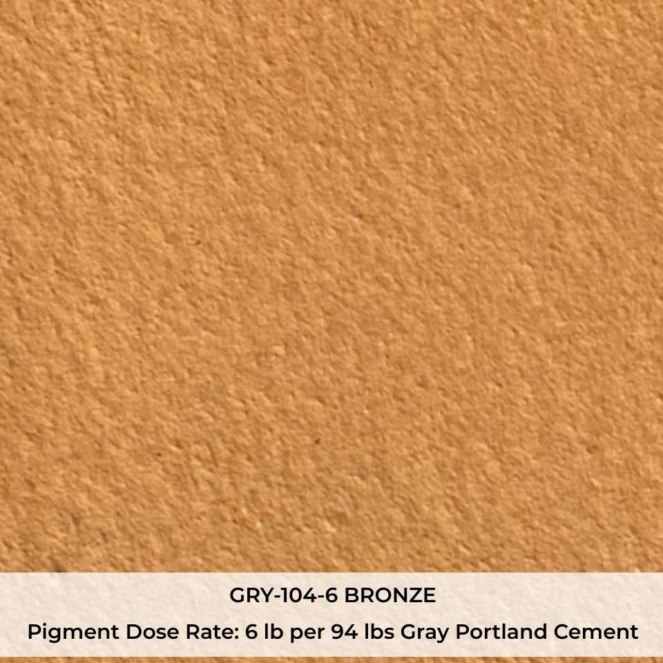 GRY-104-6 BRONZE Pigment