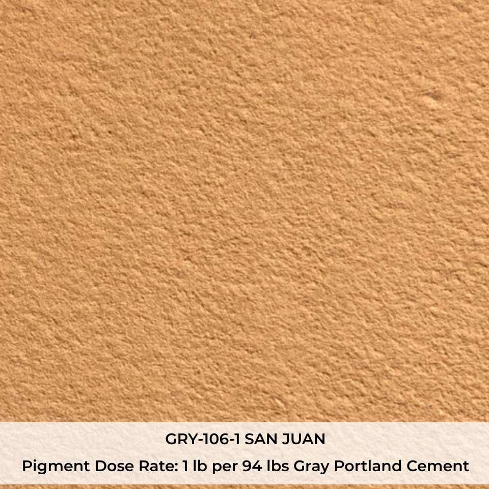 GRY-106-1 SAN JUAN Pigment
