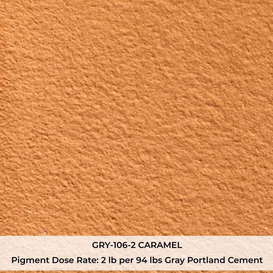 GRY-106-2 CARAMEL Pigment