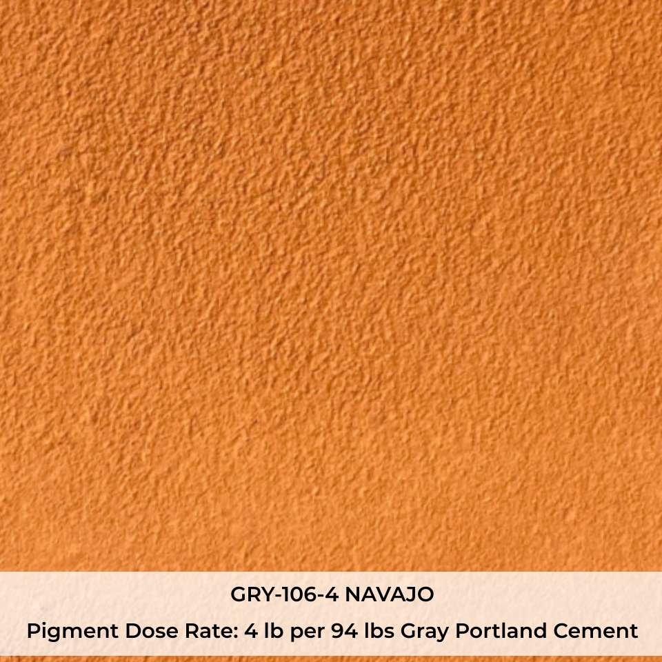 GRY-106-4 NAVAJO Pigment
