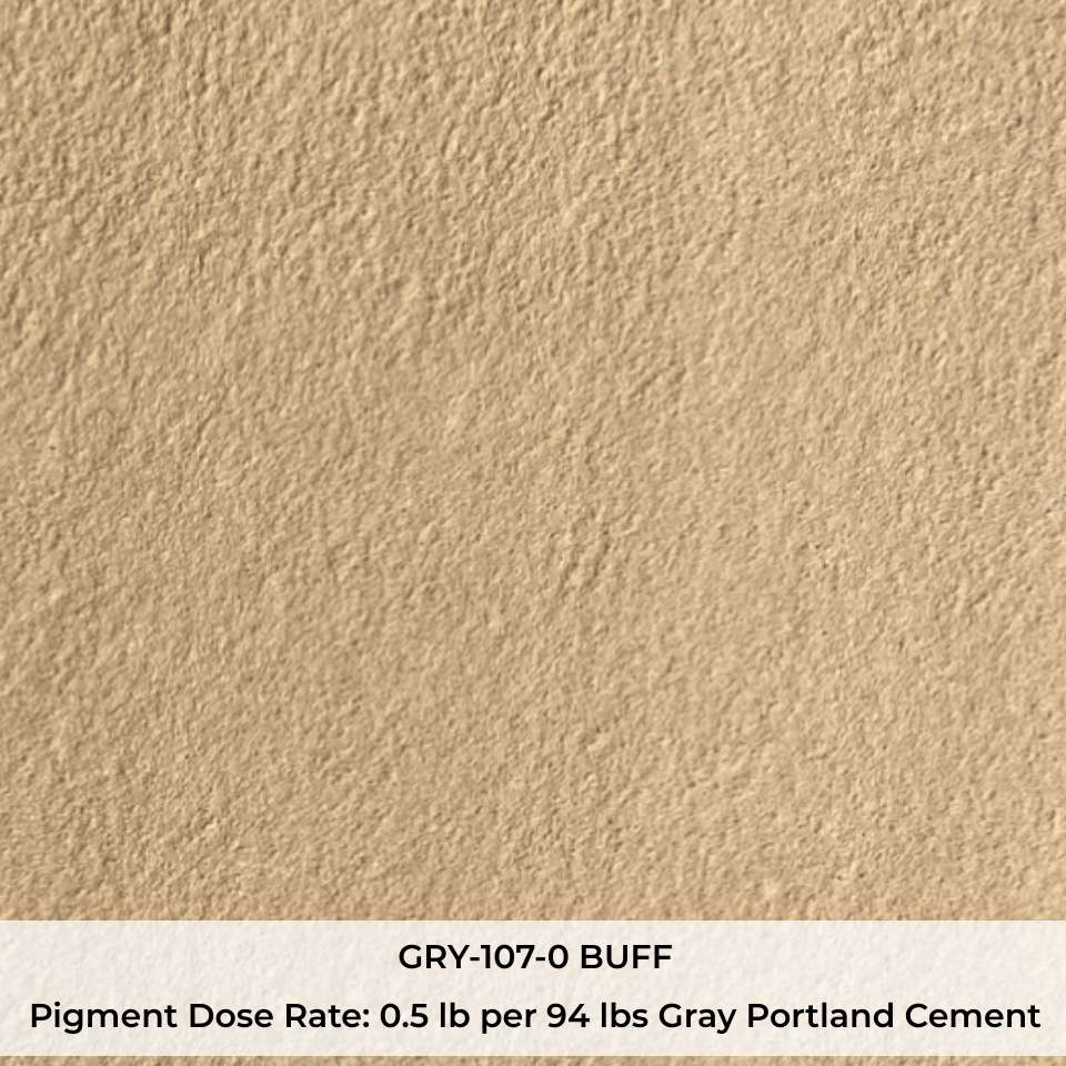 GRY-107-0 BUFF Pigment