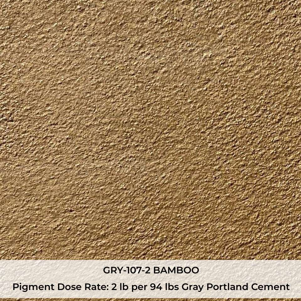 GRY-107-2 BAMBOO Pigment
