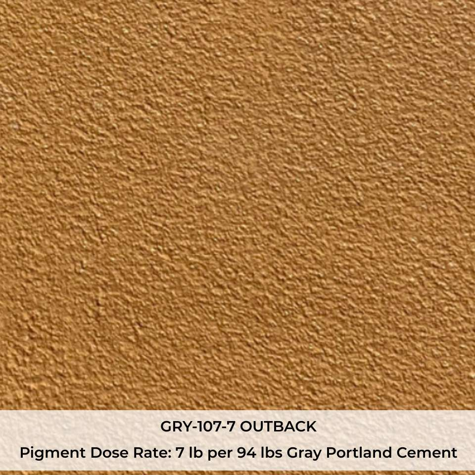 GRY-107-7 OUTBACK Pigment