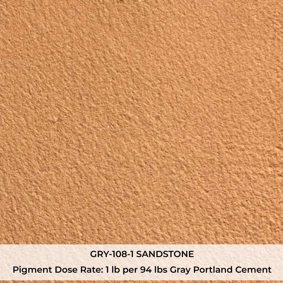 GRY-108-1 SANDSTONE Pigment