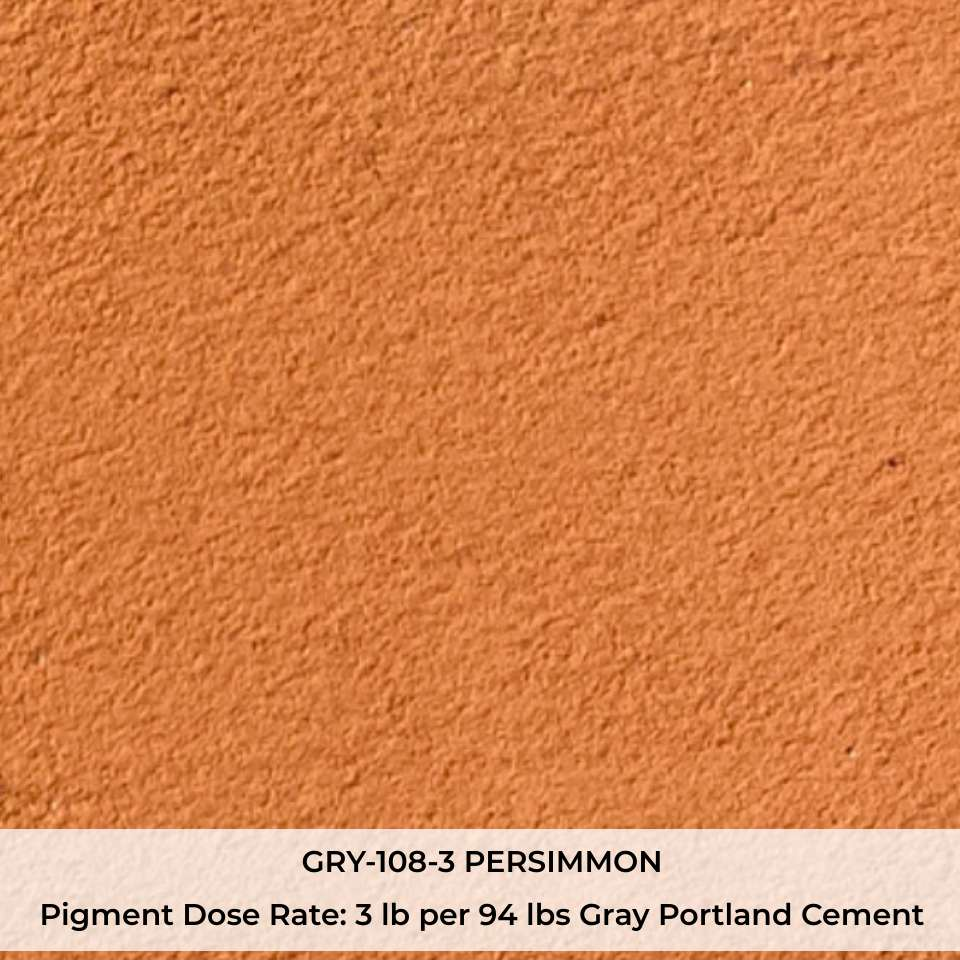 GRY-108-3 Persimmon Pigment