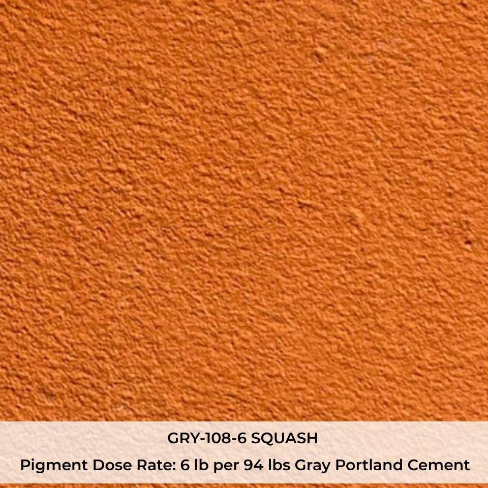 GRY-108-6 SQUASH Pigment