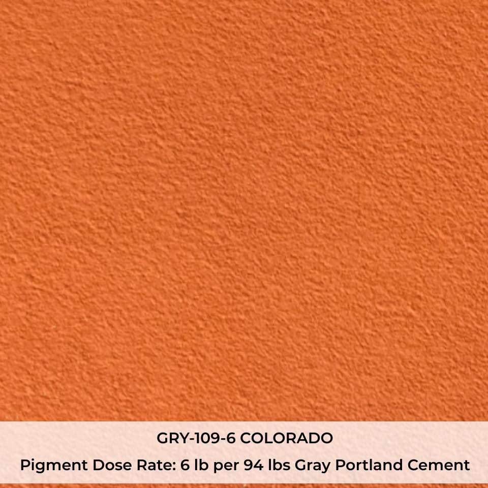 GRY-109-6 COLORADO Pigment