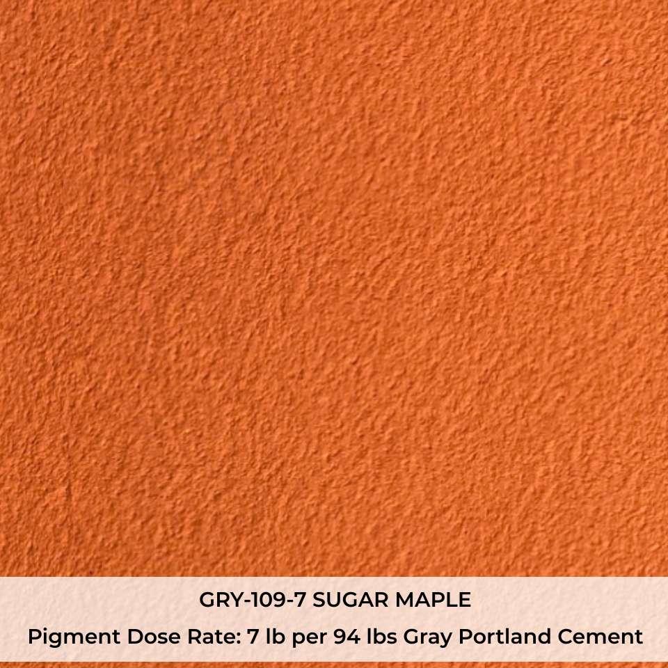 GRY-109-7 SUGAR MAPLE Pigment