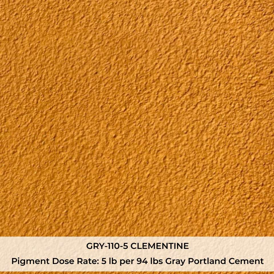 GRY-110-5 CLEMENTINE Pigment