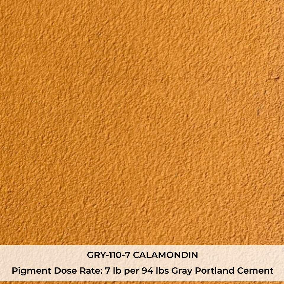 GRY-110-7 CALAMONDIN Pigment