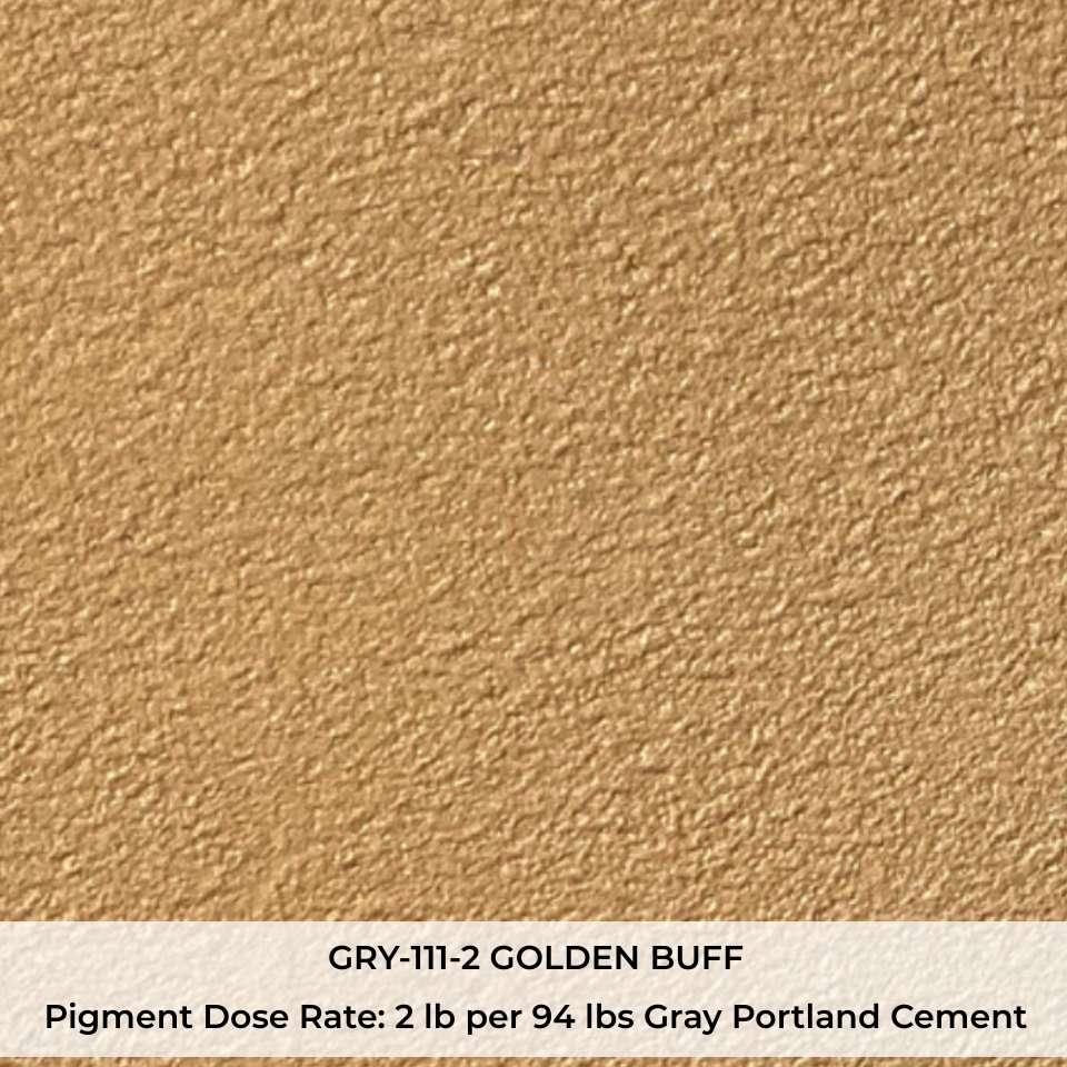 GRY-111-2 GOLDEN BUFF Pigment