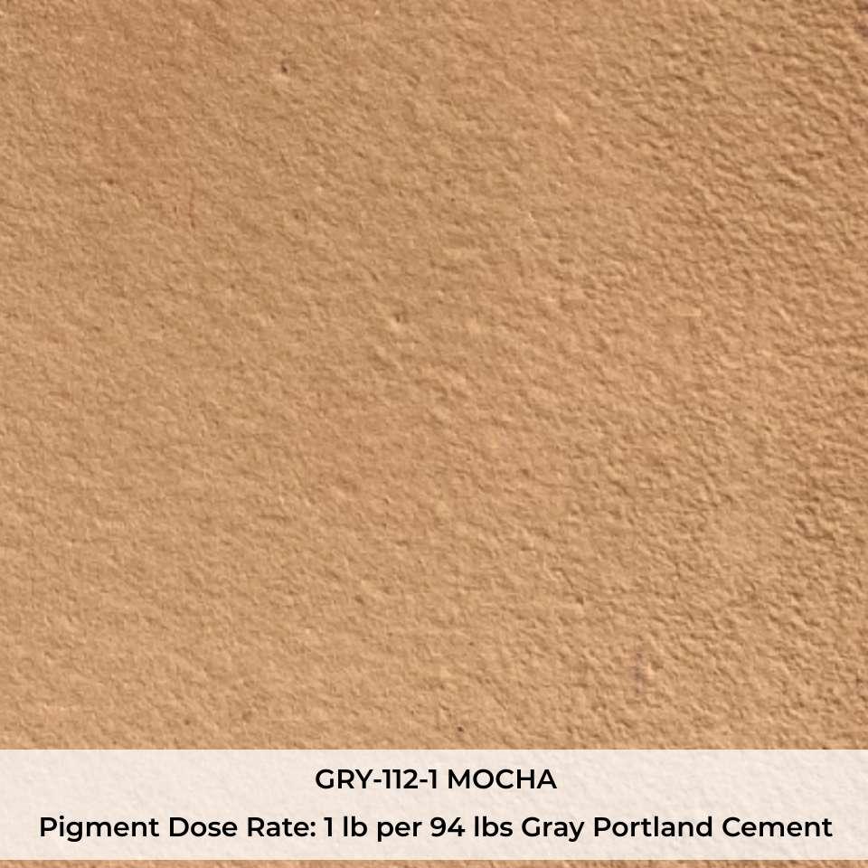 GRY-112-1 MOCHA Pigment