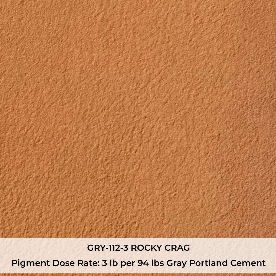 GRY-112-3 ROCKY CRAG Pigment