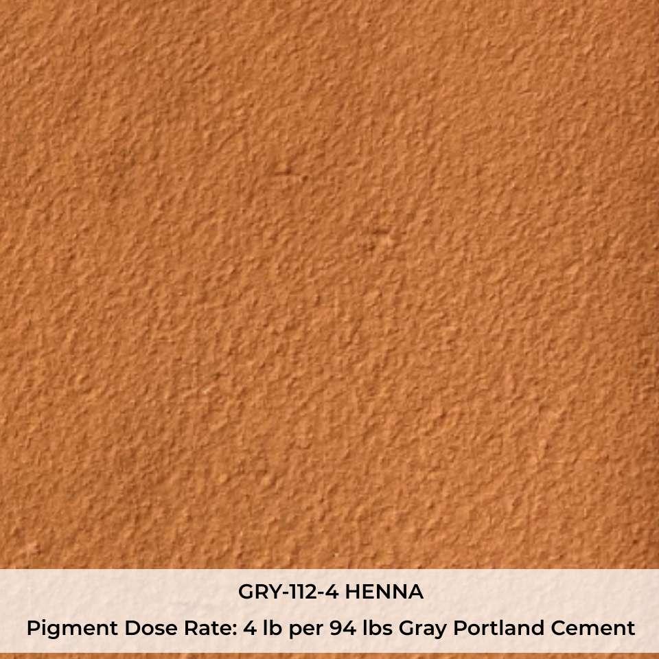 GRY-112-4 HENNA Pigment