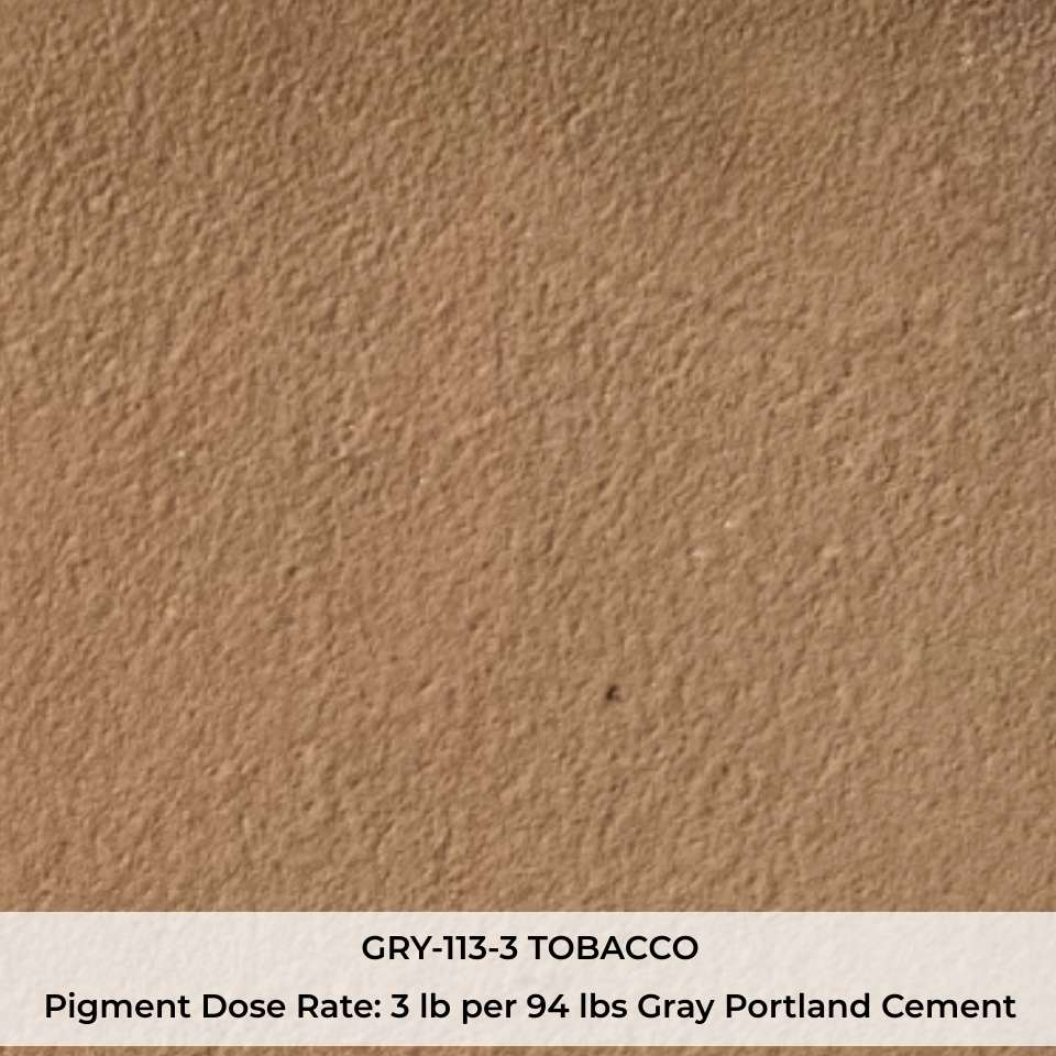 GRY-113-3 TOBACCO Pigment