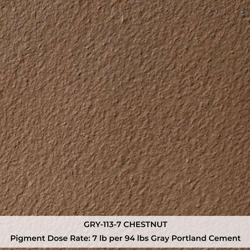 GRY-113-7 CHESTNUT Pigment