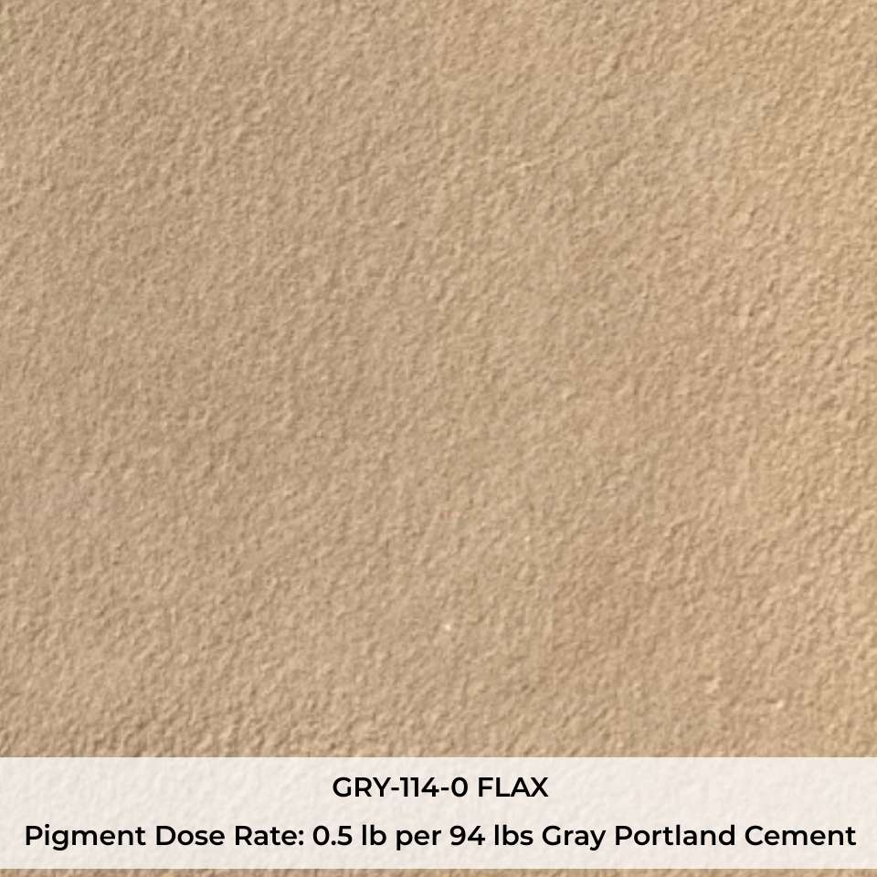 GRY-114-0 FLAX Pigment