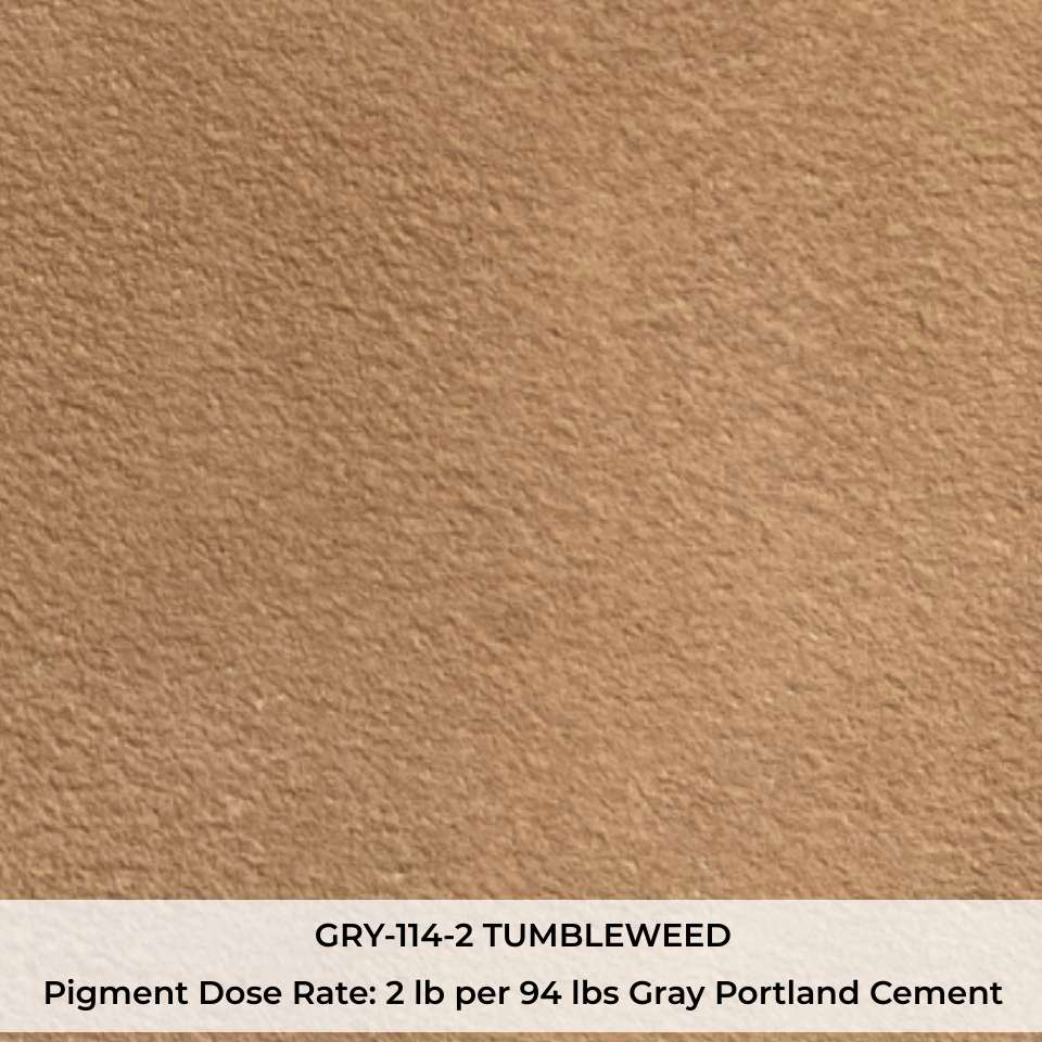 GRY-114-2 TUMBLEWEED Pigment