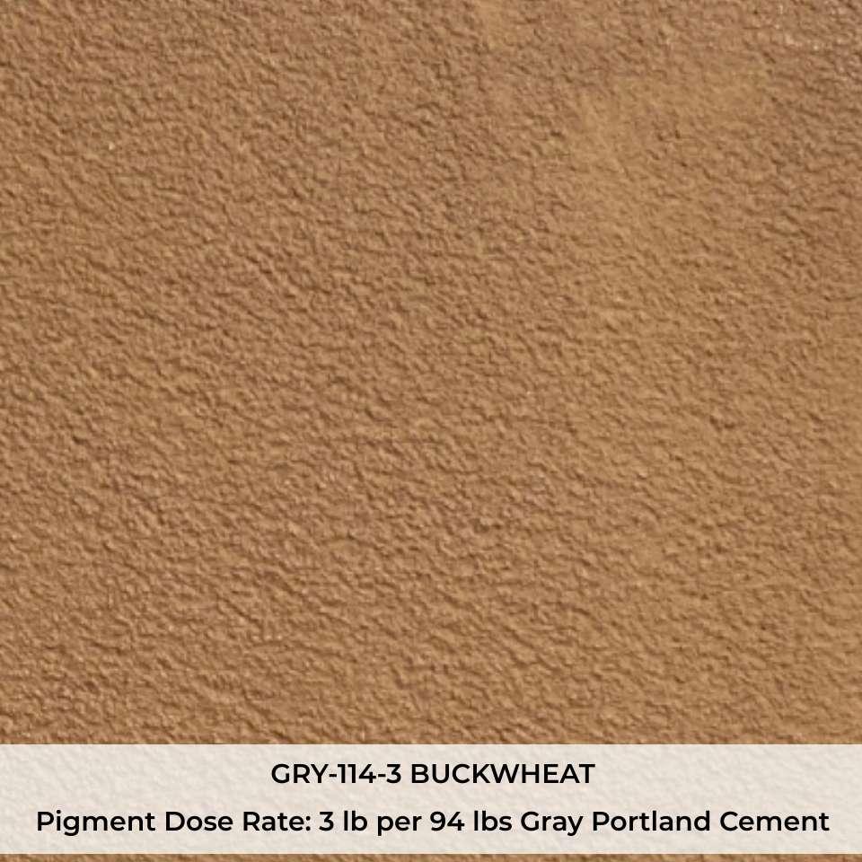 GRY-114-3 BUCKWHEAT Pigment