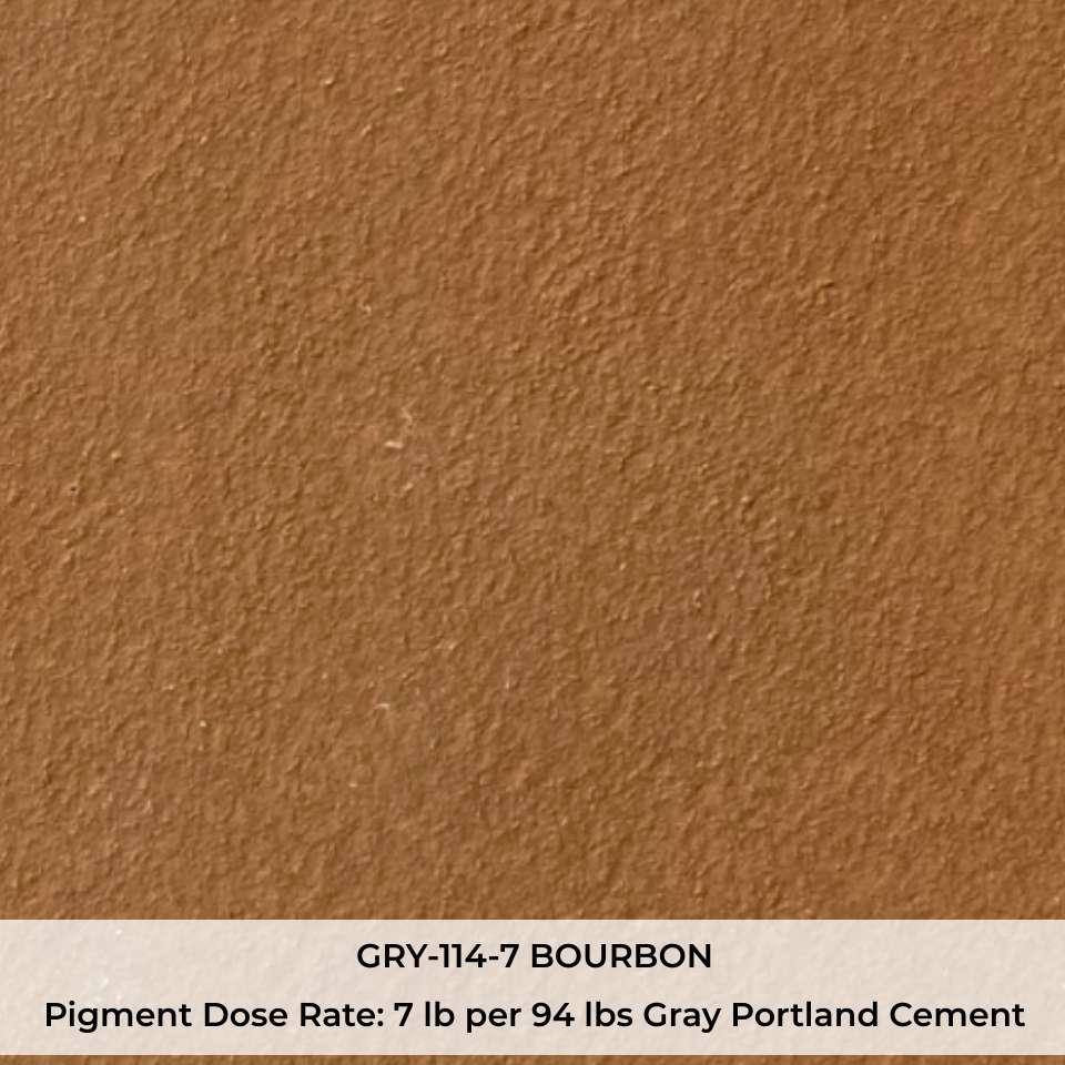 GRY-114-7 BOURBON Pigment