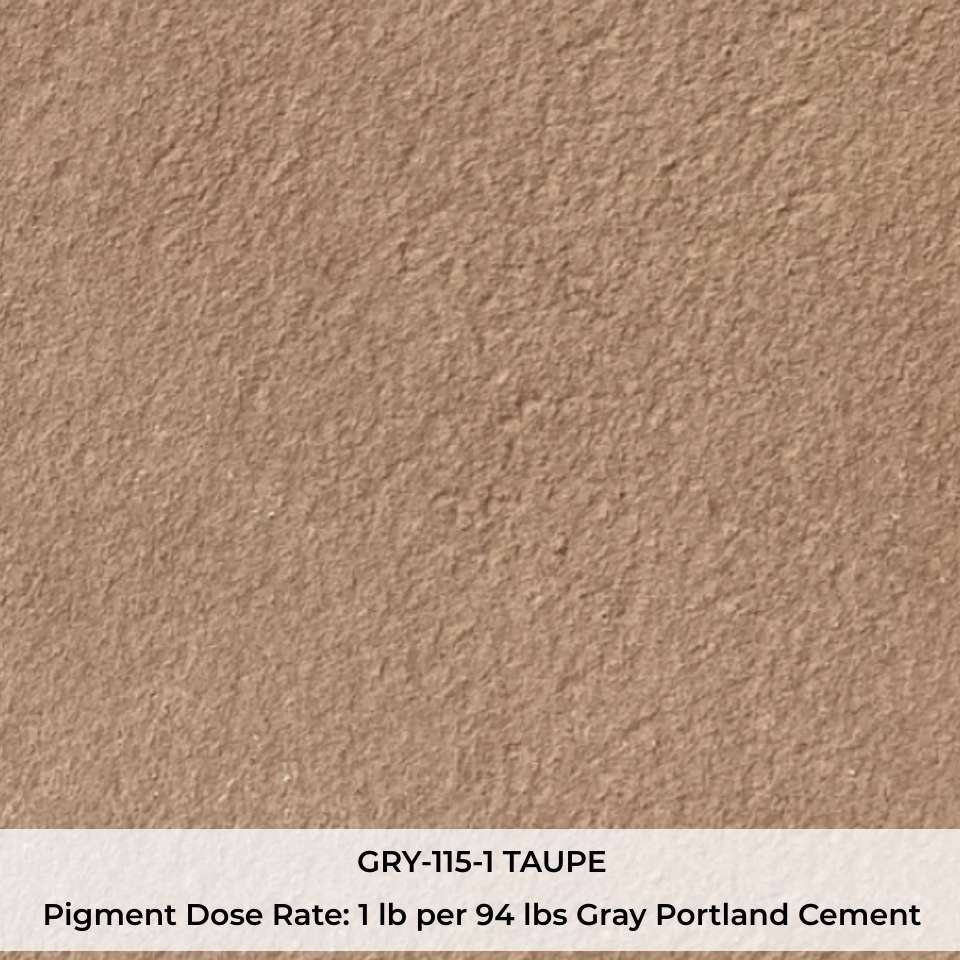 GRY-115-1 TAUPE Pigment
