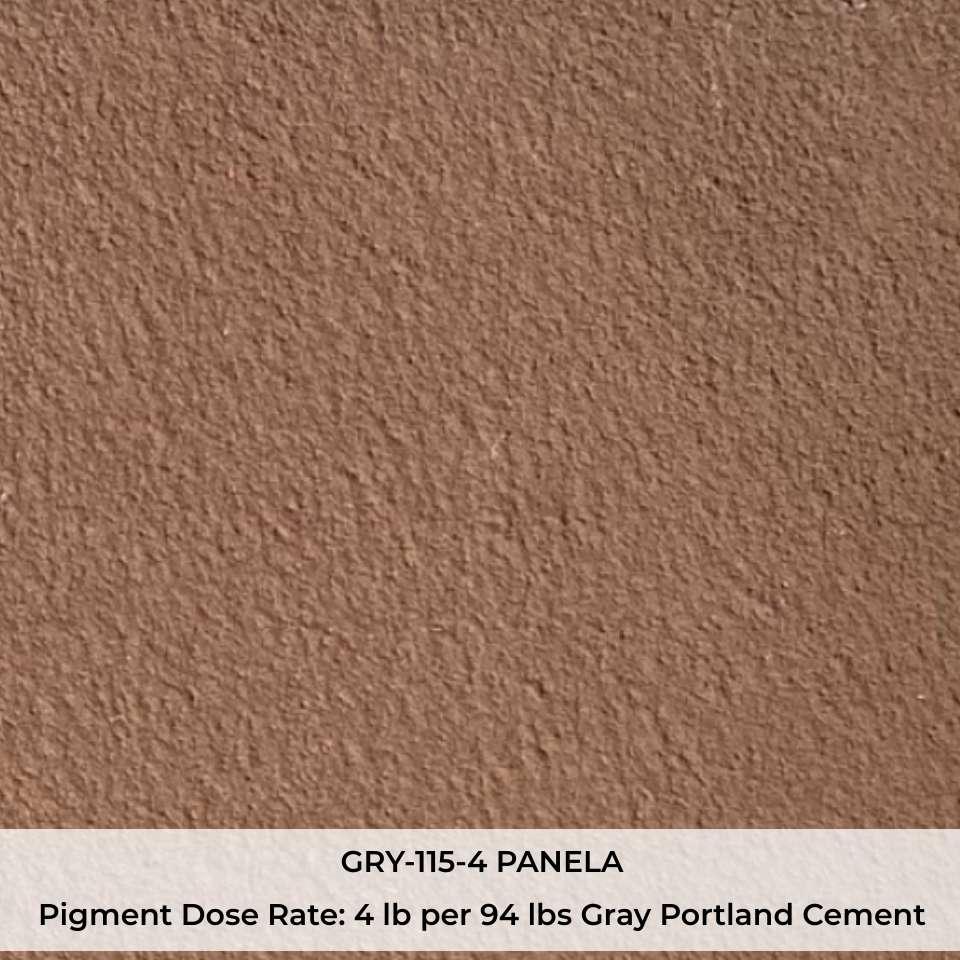 GRY-115-4 PANELA Pigment