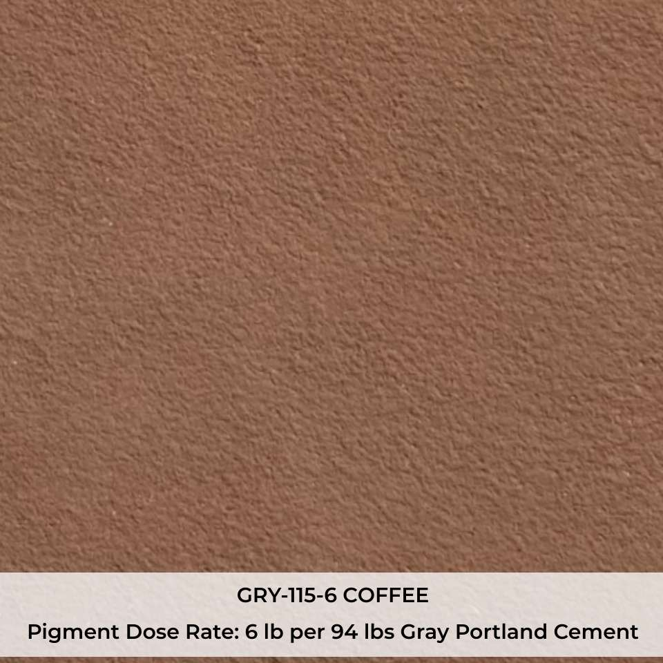 GRY-115-6 COFFEE Pigment