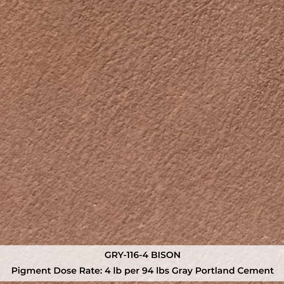 GRY-116-4 BISON Pigment